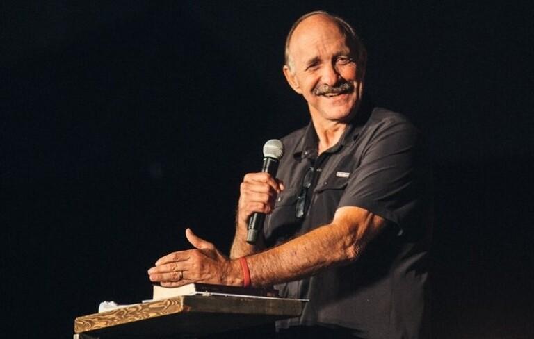 Lou Engle, fundador do Lou Engle Ministries