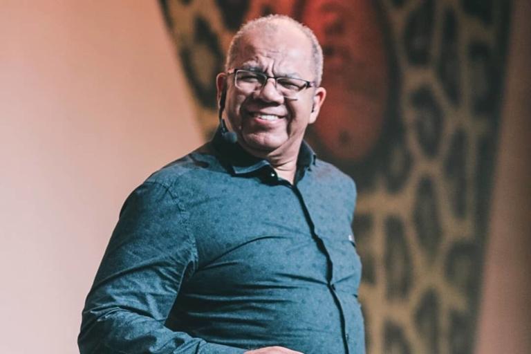 Josué Gonçalves, pastor sênior do Ministério Família Debaixo da Graça