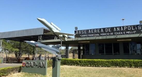 Base Aérea de Anápolis receberá os brasileiros repatriados