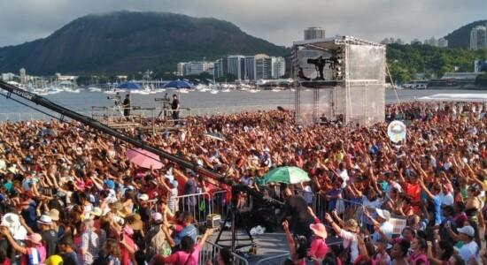 Presidente Jair Bolsonaro esteve presente no evento