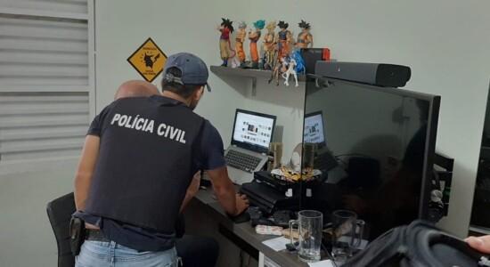 Operação Luz na Infância 6, da Polícia Civil